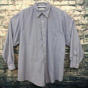 Light Blue Brooks Brothers Long Sleeve Dress Shirt